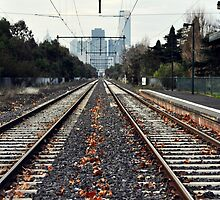 Fast Track to Melbourne by Karen E Camilleri