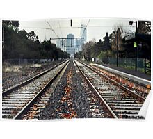 Fast Track to Melbourne Poster