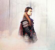 Mulan by kazykim13