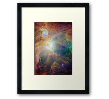 Galaxy Rainbow v2.0 Framed Print