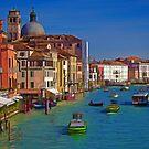 Venice, Italy. by Lyn Darlington