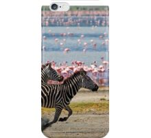 Racing Stripes iPhone Case/Skin