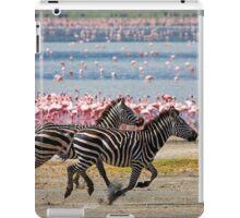 Racing Stripes iPad Case/Skin