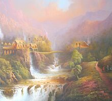 Rivendell A Hobbits Tale by Joe Gilronan