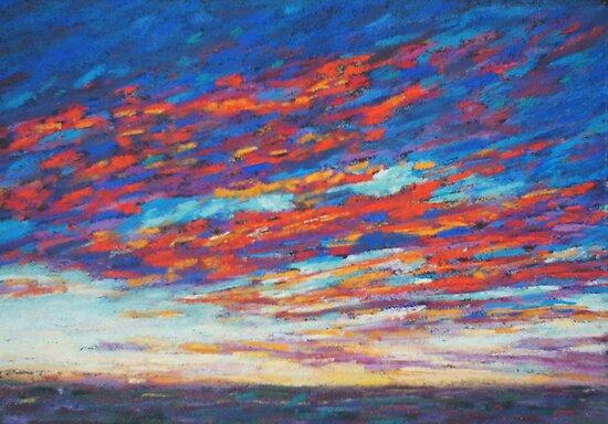 Fire Opal by Terri Maddock