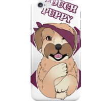 Tough Barney iPhone Case/Skin