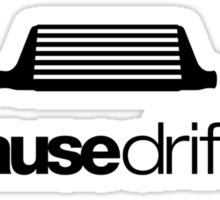 Because drift car (4) Sticker