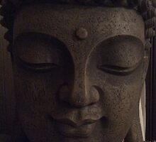 Buddha by Haliffy