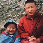 Tibetans in exile, Dharamsala, India by indiafrank