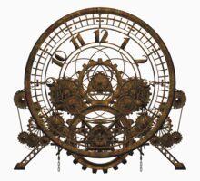 Time Machine #1 by Steve Crompton