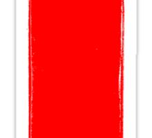 ketchup Sticker