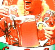 Schraderbrau Beer.  Sticker