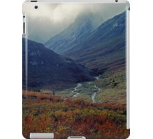 Arrigetch V iPad Case/Skin