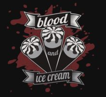 Blood & Ice Cream - Silver Variant by byway
