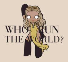 run the world by steppuki