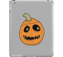Pumpkin  iPad Case/Skin