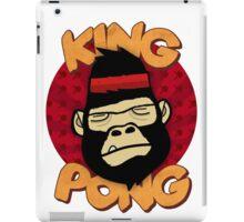 King Pong iPad Case/Skin