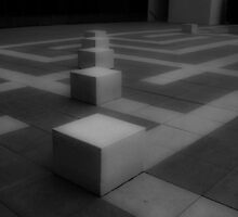 Cubes by Mark Jackson