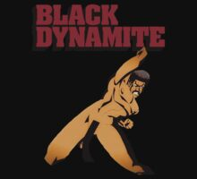 Black Dynamite by GuitarManArts