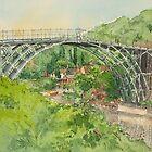Ironbridge Gorge   by Lynne  Kirby
