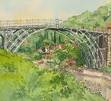 Ironbridge Gorge   by Lynne  Kirby