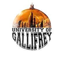 University of Gallifrey Photographic Print