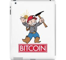 Bitcoin  iPad Case/Skin