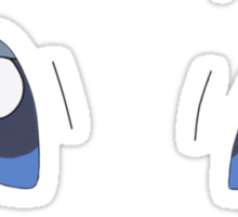 Pokemon Mew Sticker