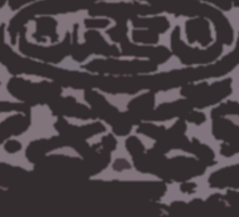 Oreo Sticker