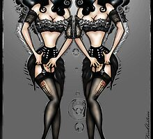 Double trouble by Isobel Von Finklestein