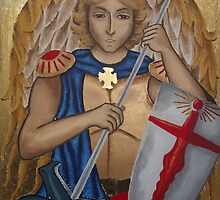 St Michael the Archangel by NicPhillips