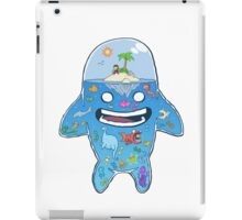 Aquarium Head iPad Case/Skin