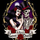 Love to death by Isobel Von Finklestein