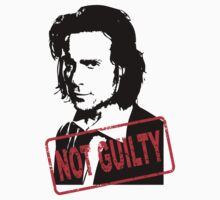 Gaius Baltar Not Guilty  by gyenayme