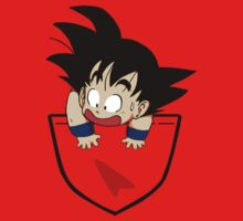 Pocket Goku by balthierz