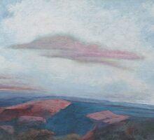 CATALINA MOUNTAIN VISTA by Glenn Johnson
