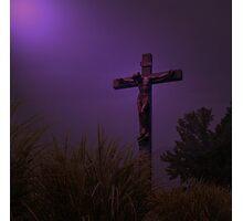 Forgive Them... - Virginia Photographic Print