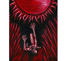 Fall of Icarus (Wrath of the Sun) Photographic Print