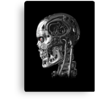 Terminator Profile Canvas Print