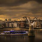 Millennium Bridge by rosepetal2012