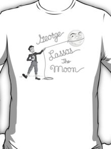 George Lassos the Moon T-Shirt