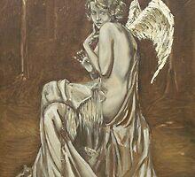 Ponderance Angel by 1cscheid