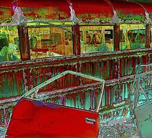 Bus: Wild Chroma by Susan Nixon