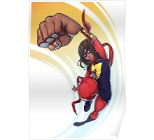 Miss Marvel Poster