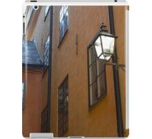 Gamla Stan, Stockholm iPad Case/Skin