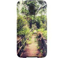 Florida Foliage 2 Samsung Galaxy Case/Skin