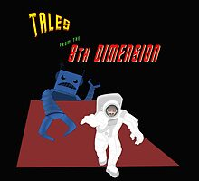 Tales from the 8th Dimension by spaceboymusic