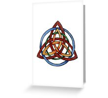 Harmony of the Elements Greeting Card