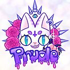 Prude Kitty by Gunkiss