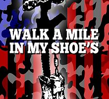 walk a mile in my shoes by DAngelo982